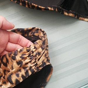 Kenneth Cole Swim - Leopard Bikini